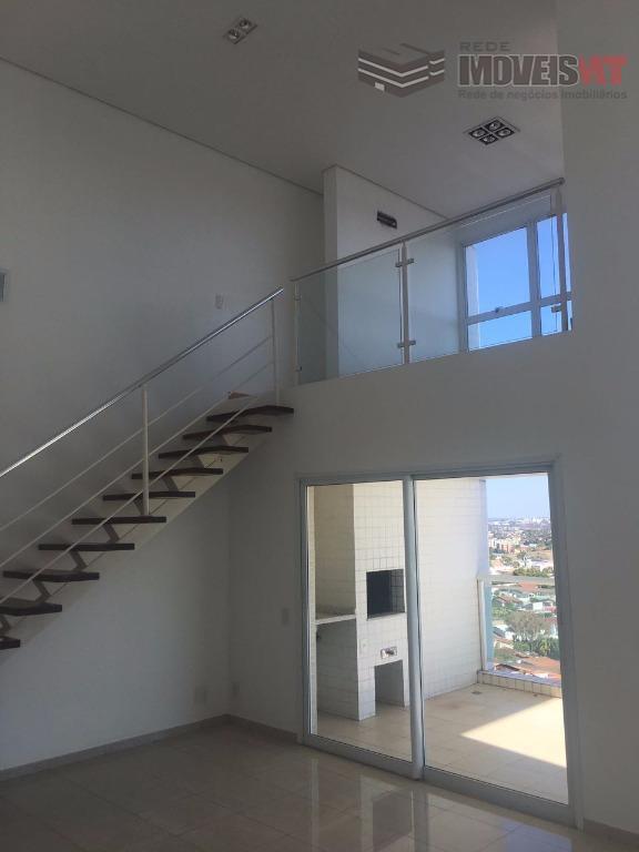 Apartamento residencial à venda, Santa Rosa, Cuiabá.