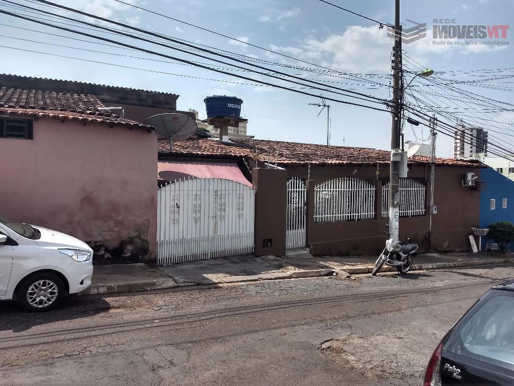 Casa residencial à venda, Poção, Cuiabá-MT - CA0689.