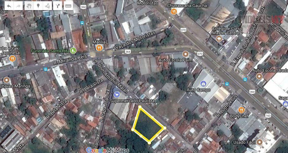 Terreno comercial à venda, Poção, Cuiabá-MT