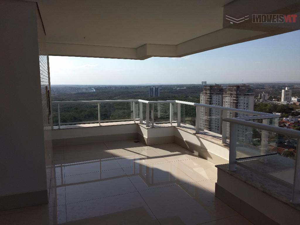 Apartamento residencial à venda, Edifício Arthé, Quilombo, Cuiabá-MT