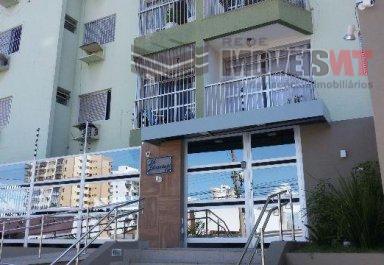 Apartamento residencial à venda, Bosque da Saúde, Cuiabá.