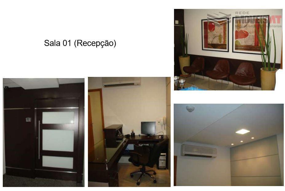 Sala comercial Centro Empresarial Maruanã à venda, Jardim Aclimação/Bosque da Saúde, Cuiabá-MT