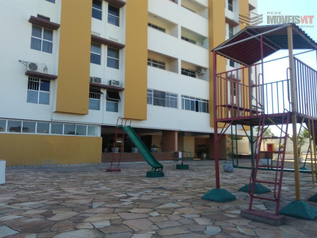 Apartamento residencial para locação, Centro Norte, Cuiabá.
