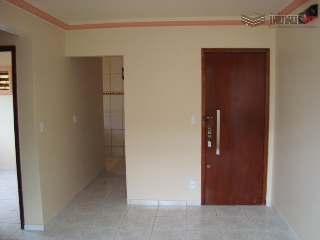Apartamento residencial para locação, Residencial São Carlos, Cuiabá.