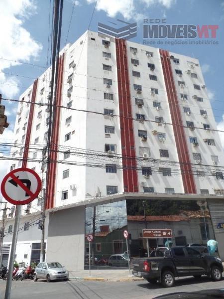Apartamento residencial à venda, Centro Norte, Cuiabá.