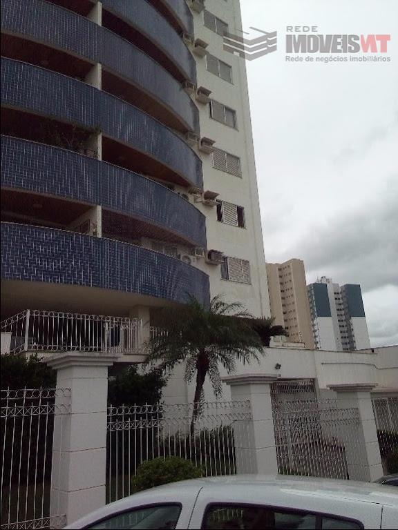 Apartamento residencial à venda, Araés, Cuiabá.