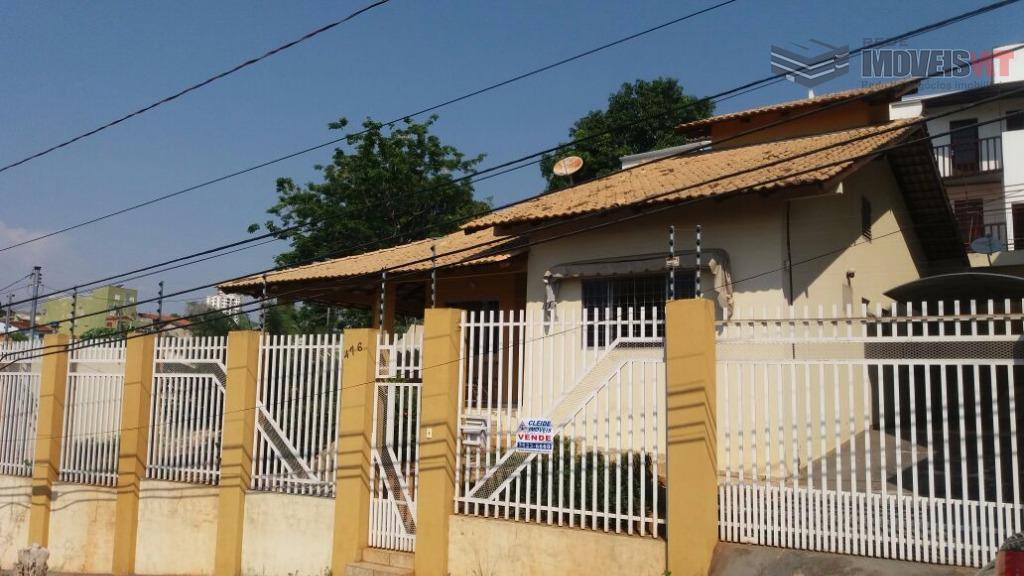 Casa residencial à venda, Poção, Cuiabá - CA0743.