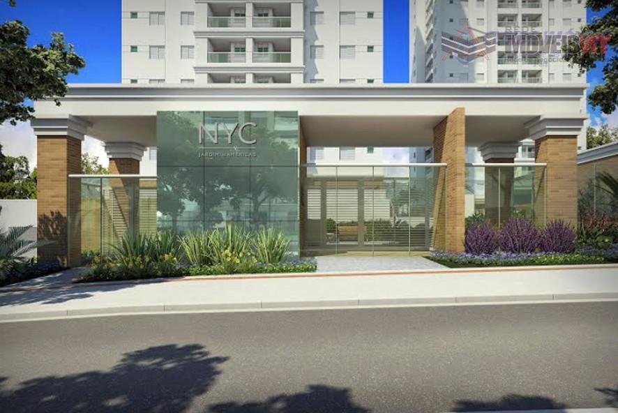 Ótimo Apartamento para locação no Edifício Residencial NYC