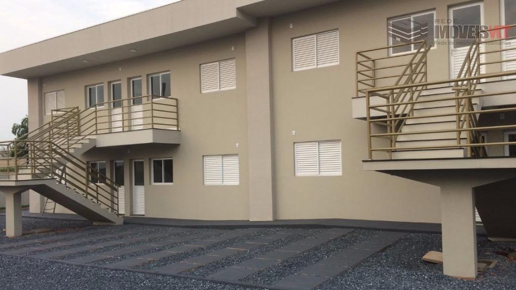 Apartamento residencial para locação, Jardim Califórnia, Cuiabá.