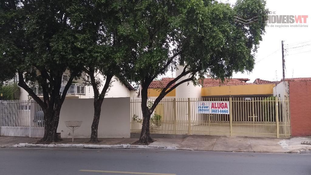 Casa residencial para locação, Jardim das Américas, Cuiabá.