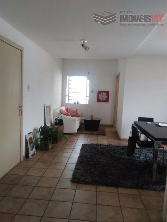 Apartamento residencial para locação, Bandeirantes, Cuiabá.