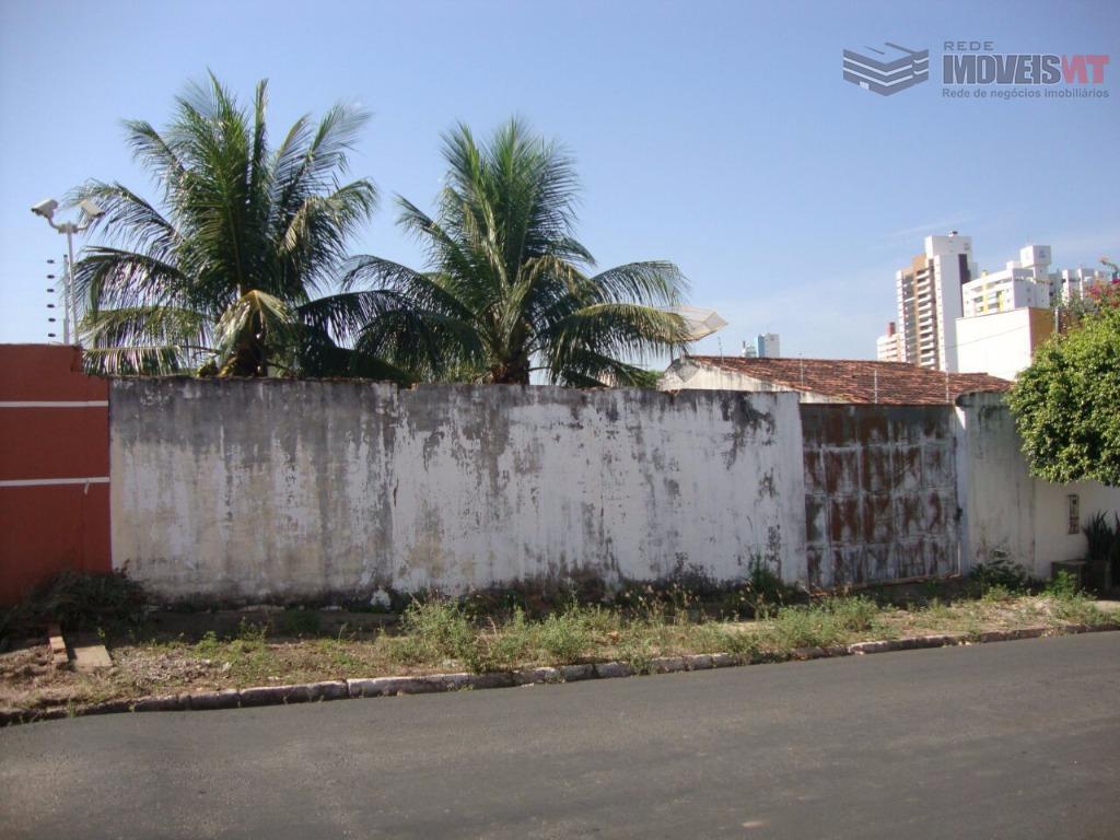 Terreno residencial à venda, Jardim das Américas, Cuiabá.