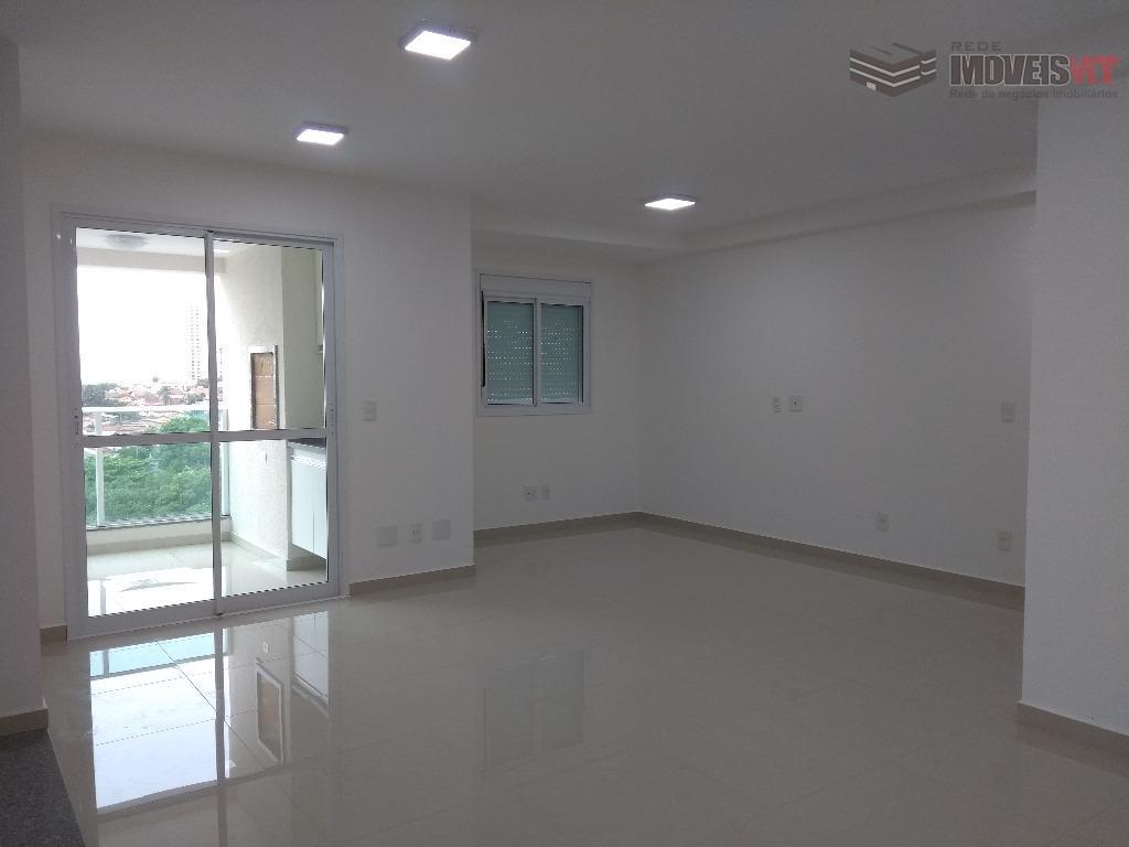 Apartamento residencial para locação, Jardim das Américas, Cuiabá.
