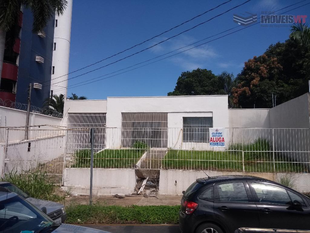 Casa comercial para locação, Popular, Cuiabá.