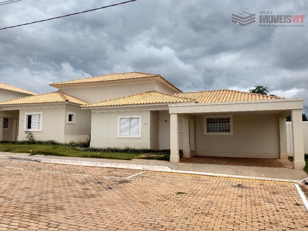 Casa Térrea residencial à venda, Condomínio Vistas Residence, Cuiabá-MT