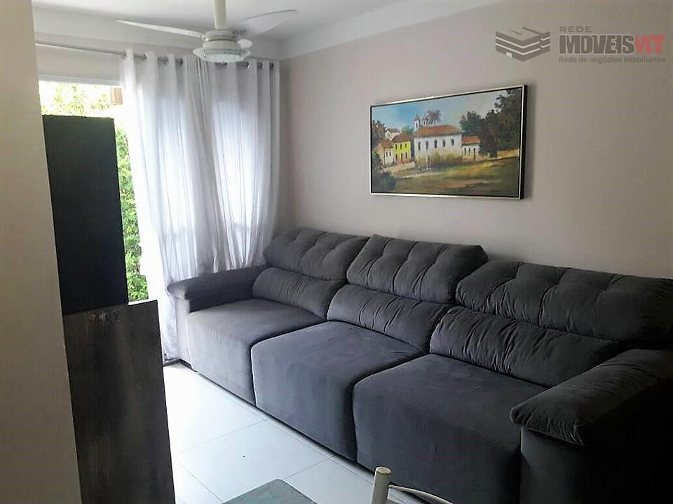 Apartamento Térreo com quintal à venda, Condomínio Piazza Boa Esperança, Boa Esperança, Cuiabá-MT