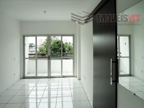 Apartamento residencial à venda na Avenida São Sebastião, esquina com a Av. Dom Bosco, Popular/Centro, Cuiabá.