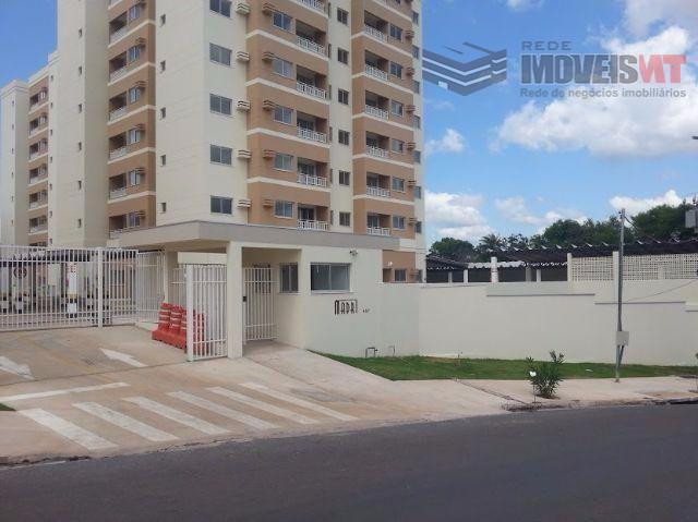 Apartamento residencial à venda, Rodoviária Parque, Cuiabá.
