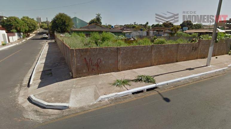 Terreno residencial à venda, Boa Esperança, Cuiabá.