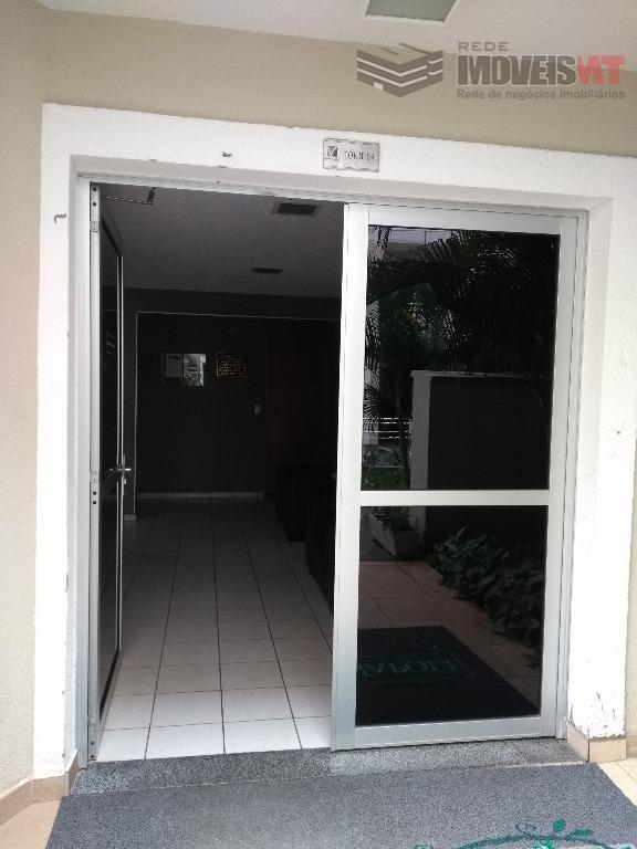 Apartamento residencial para locação, Centro Sul, Cuiabá.
