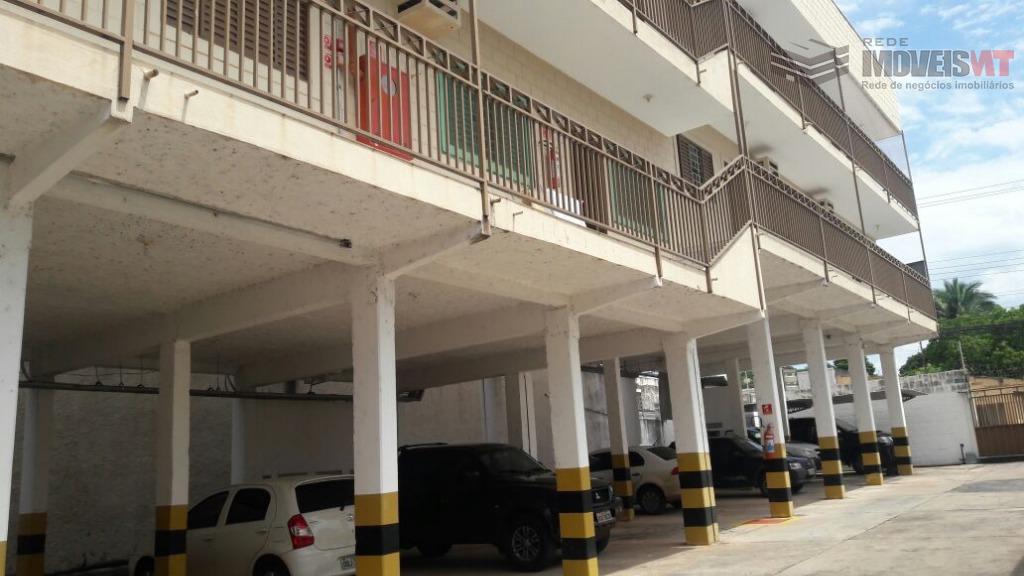 Kitnet residencial à venda, Centro Sul, Cuiabá.