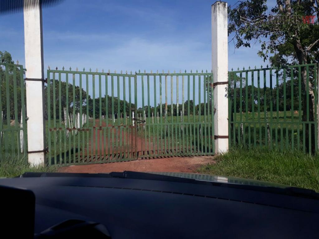 Chácara rural para locação, Centro, Cuiabá.