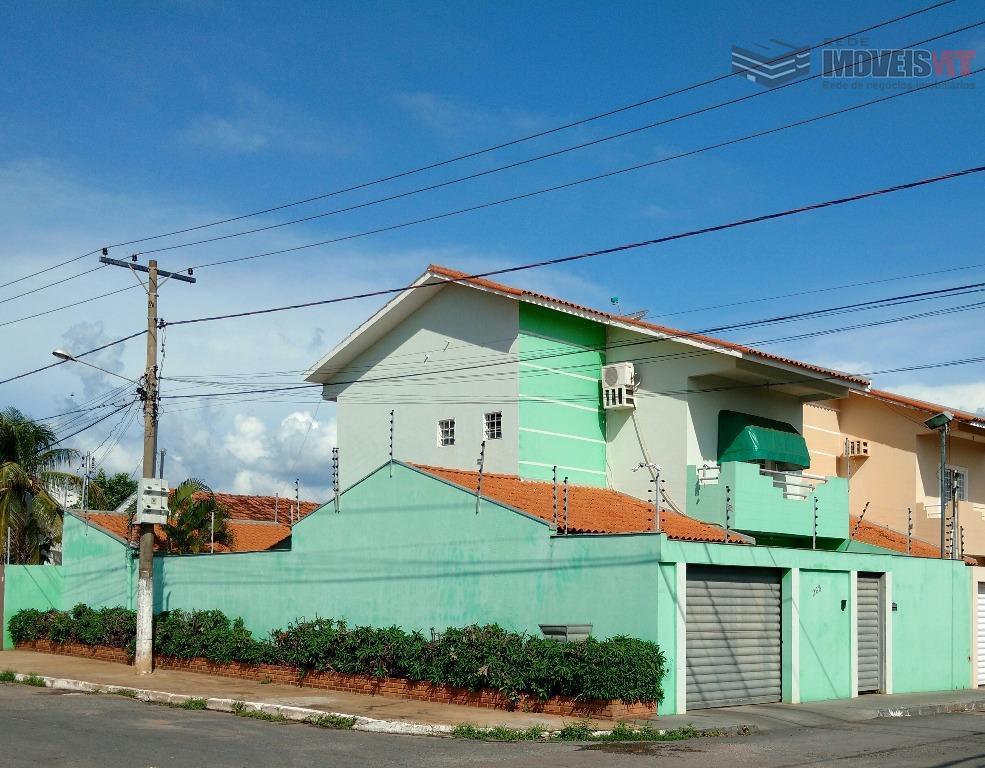 Casa residencial à venda, Centro, Várzea Grande.