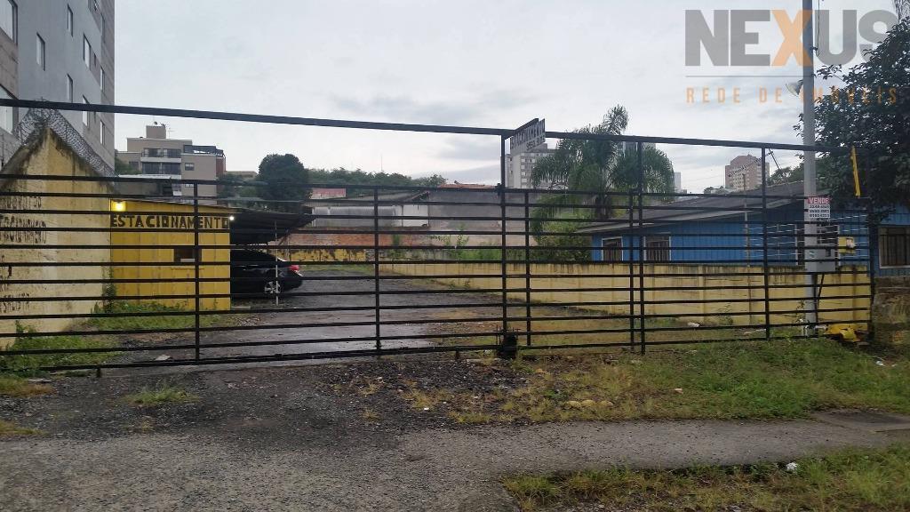 Terreno ZR4 à venda, Água Verde, Curitiba.