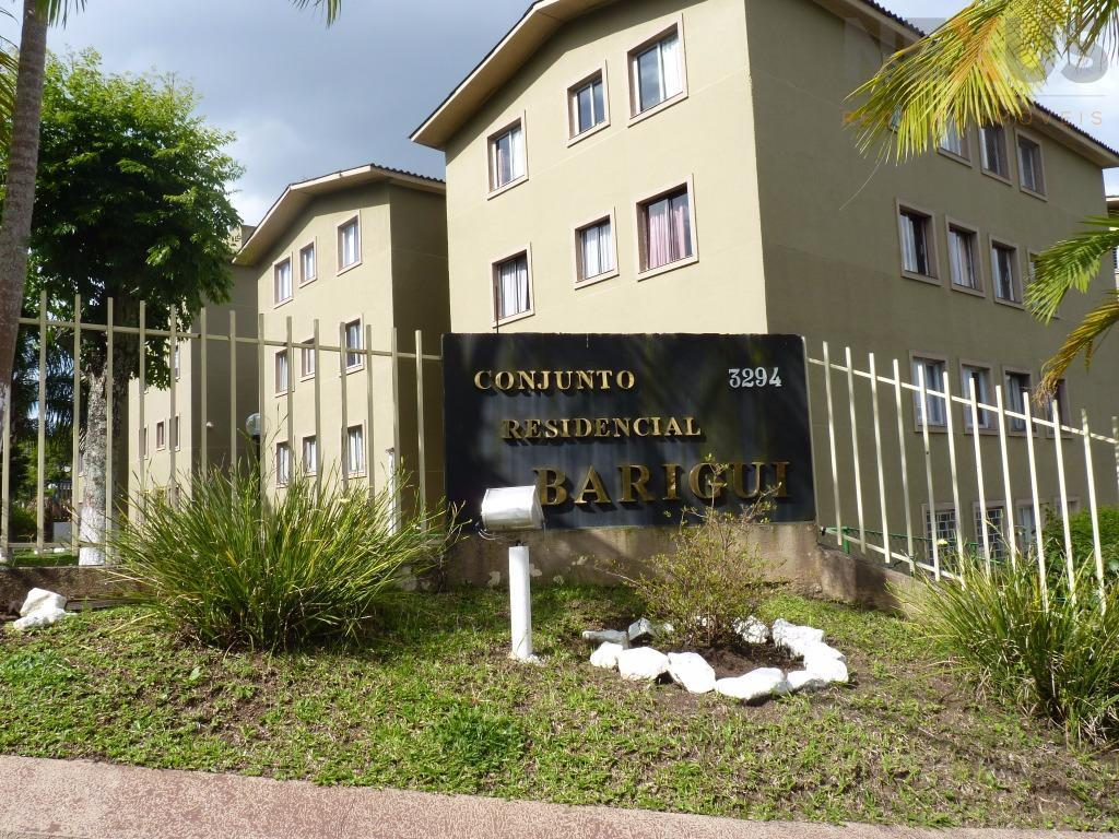 Apartamento residencial à venda, Campo Comprido, Curitiba.