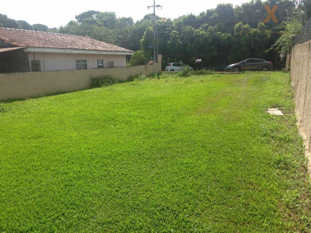 Terreno residencial à venda, Santa Felicidade, Curitiba. Proximo da manoel ribas