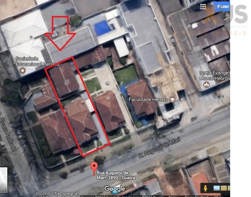 Terreno residencial à venda, Portão, Curitiba.