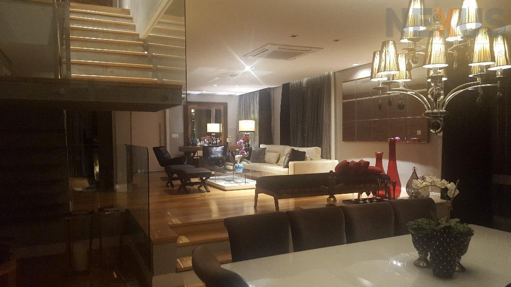 Casa residencial para venda e locação, Bigorrilho, Curitiba - CA0007.
