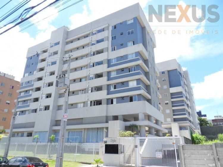 Excelente apartamento, face norte, 3 quartos com suíte, uma vaga de garagem, à venda, Cabral, Curitiba.