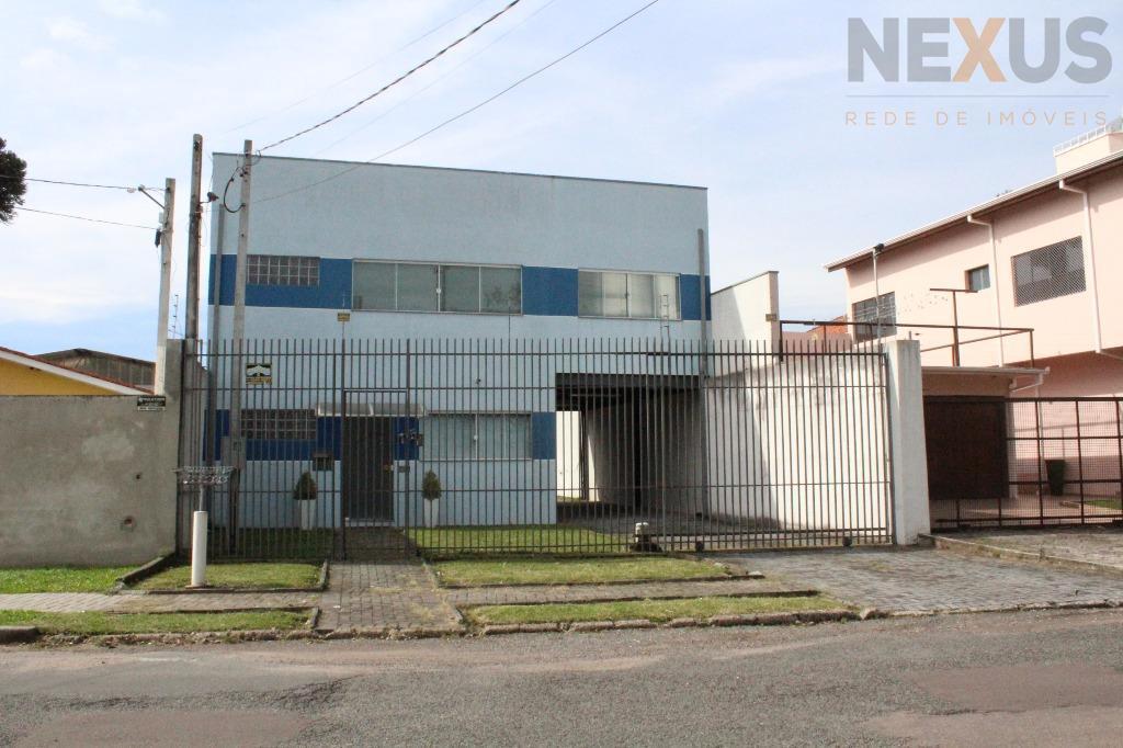 Prédio comercial à venda, Novo Mundo, Curitiba - PR0001.
