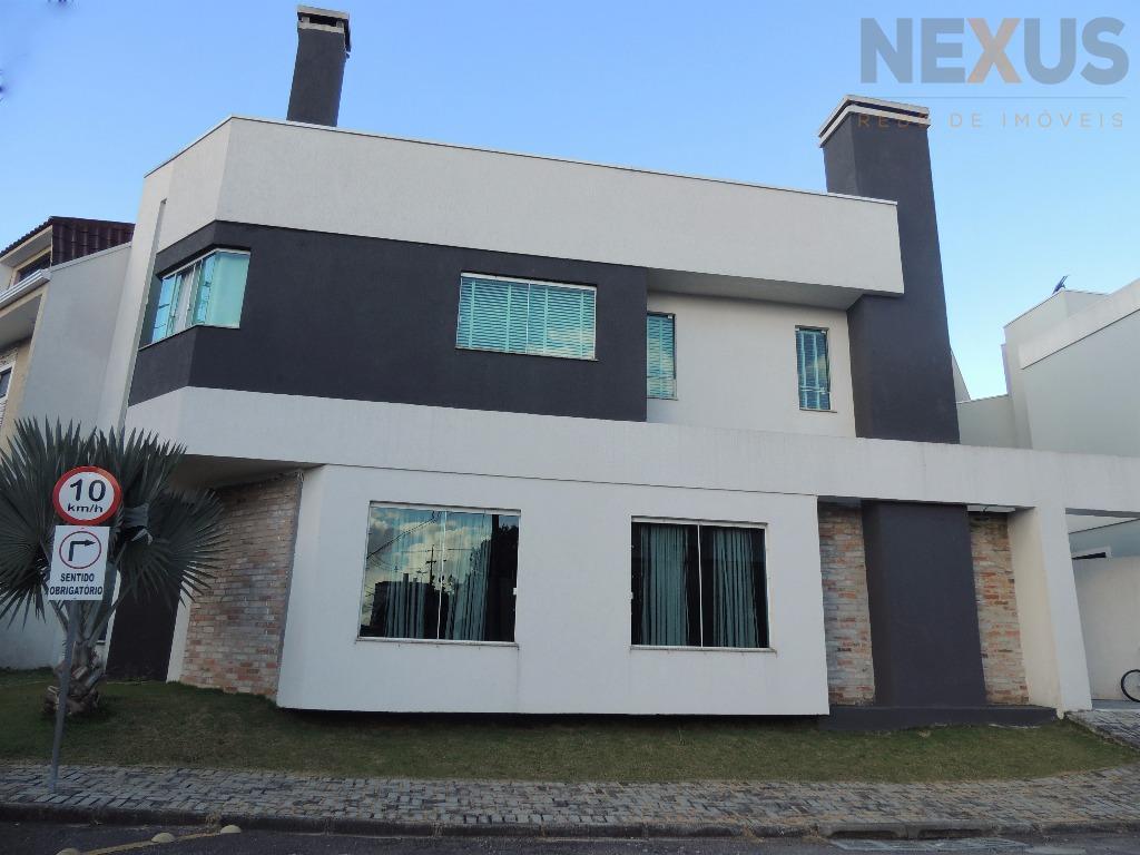 Sobrado residencial à venda, Pinheirinho /Capão Raso, Curitiba.