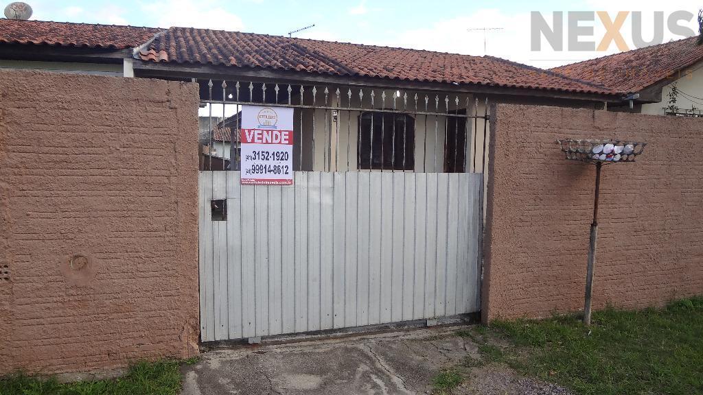 Casa residencial à venda, Uberaba, Curitiba - CA0006.