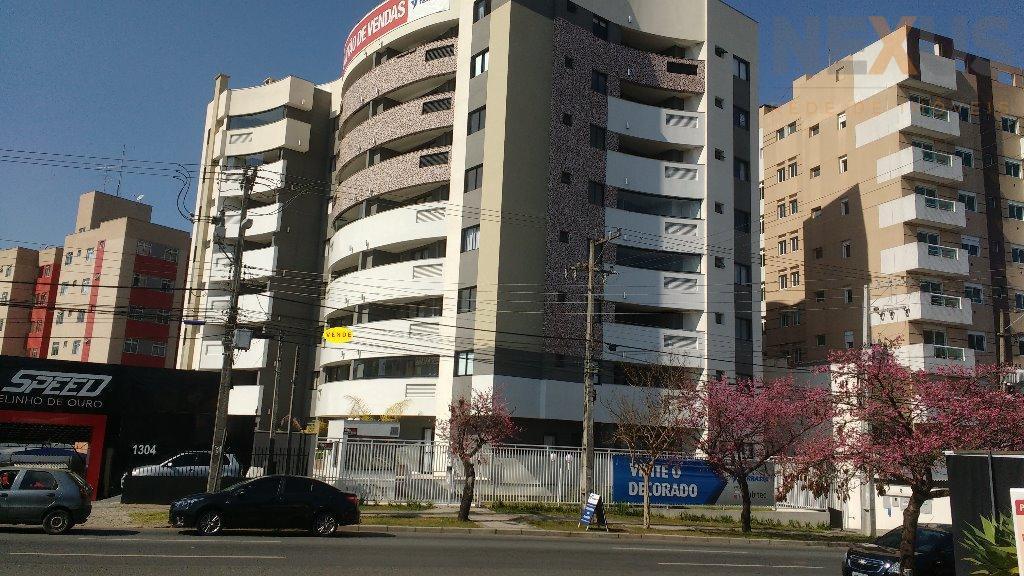 Apartamento à venda, 2 quartos, Terrasse Vivace, Cabral, próximo da Justiça Federal, Curitiba.