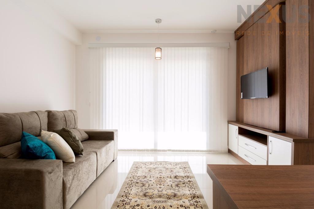 Apartamento residencial para venda e locação, Batel, Curitiba.