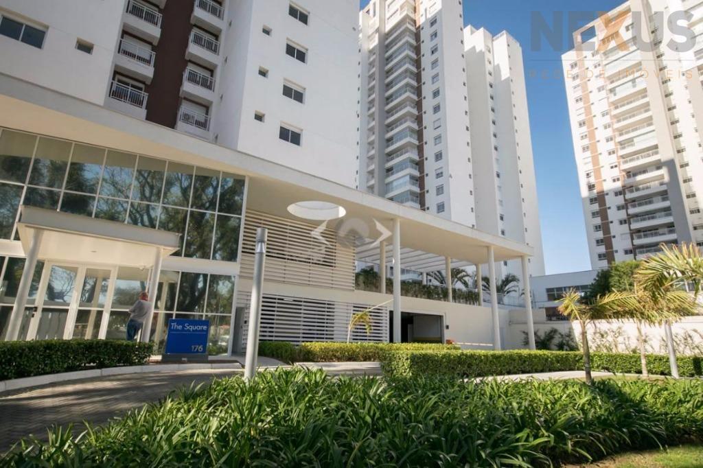 Apartamento residencial à venda, Portão, Curitiba - AP0009.