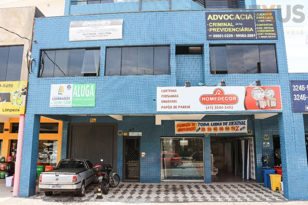 Prédio comercial à venda, Capão Raso, Curitiba.