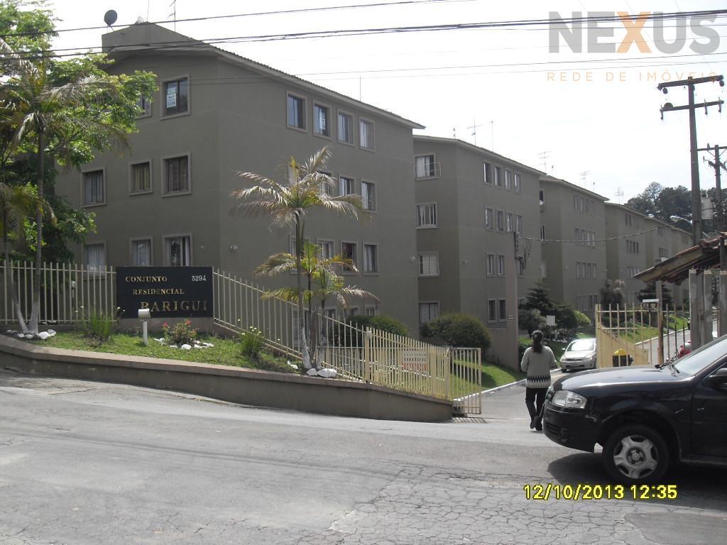 Apartamento residencial para venda e locação, Campo Comprido, Curitiba.
