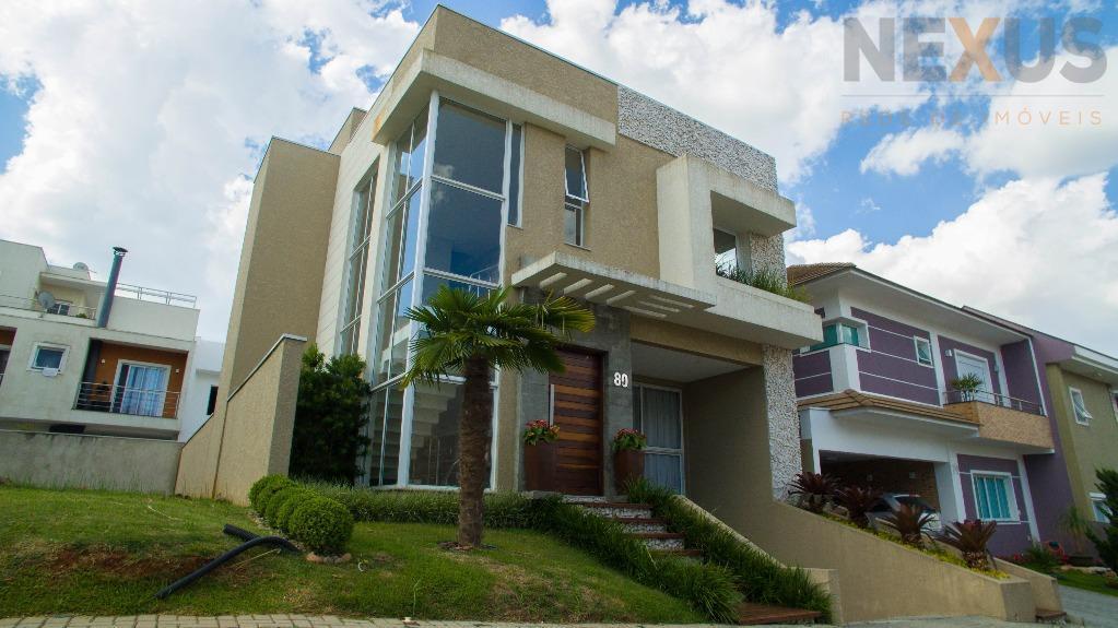 Casa Condomínio Fechado à venda, Capão Raso, Curitiba.