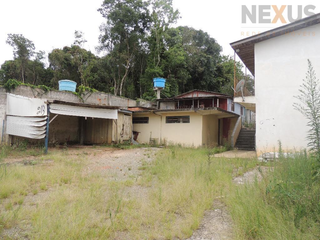 Terreno residencial à venda, Campo Comprido, Curitiba.