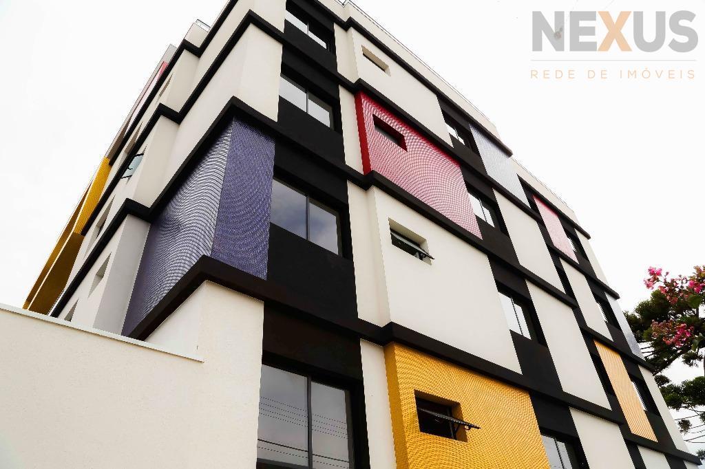 Apartamento residencial, 3 quartos sendo 1 suíte para venda e locação, Santa Felicidade, Curitiba.