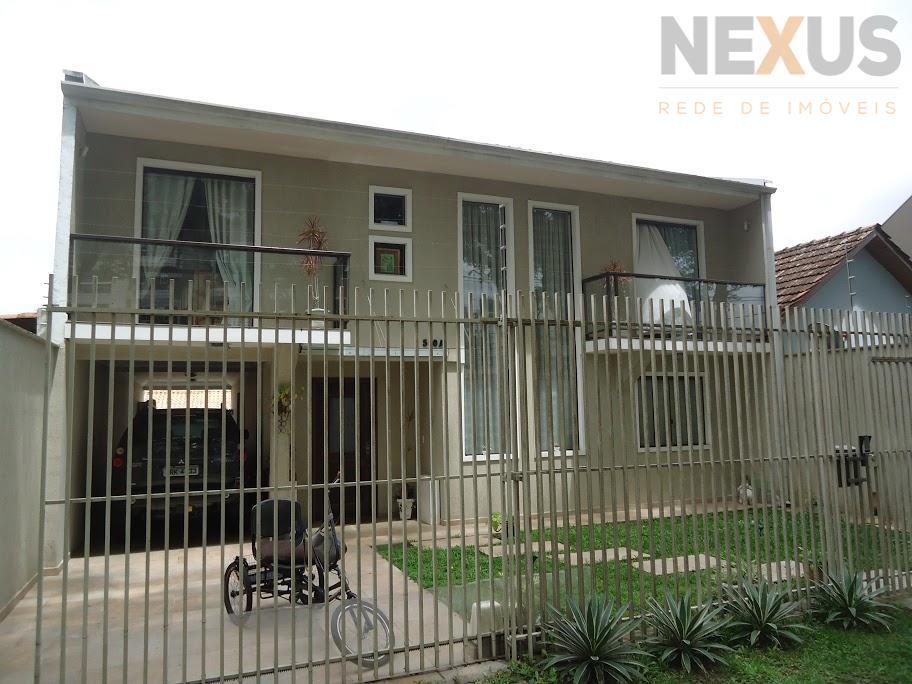 Casa residencial para venda e locação, Vila Izabel, Curitiba.