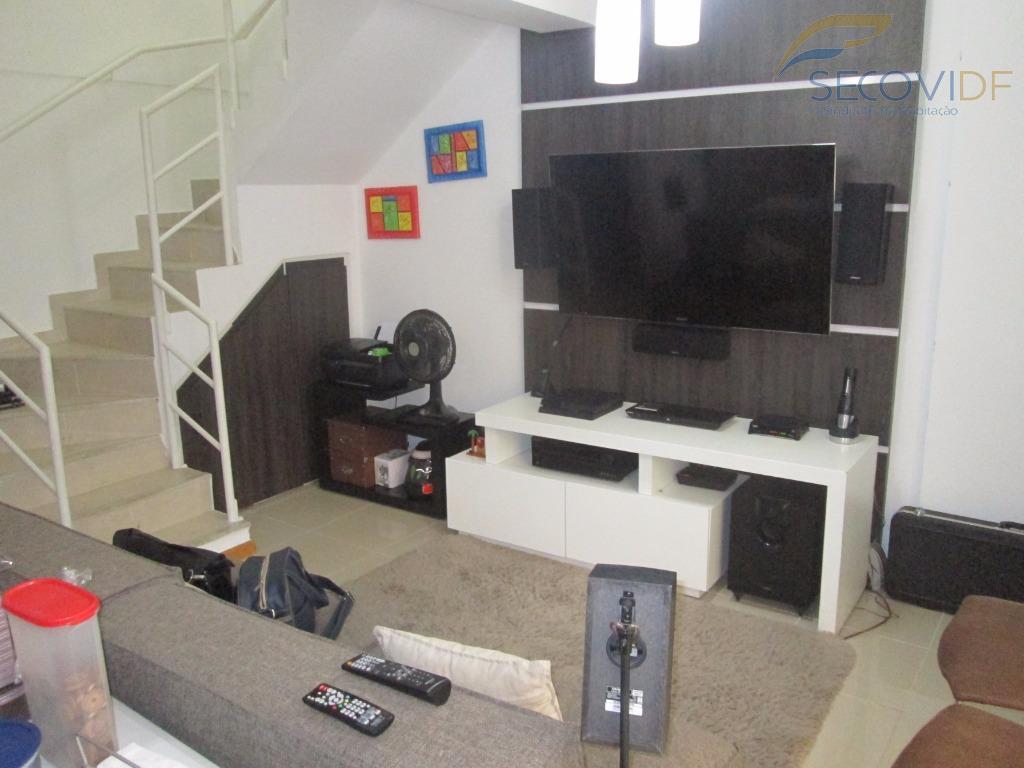 Apartamento Duplex residencial à venda, Zona Industrial, Guará.
