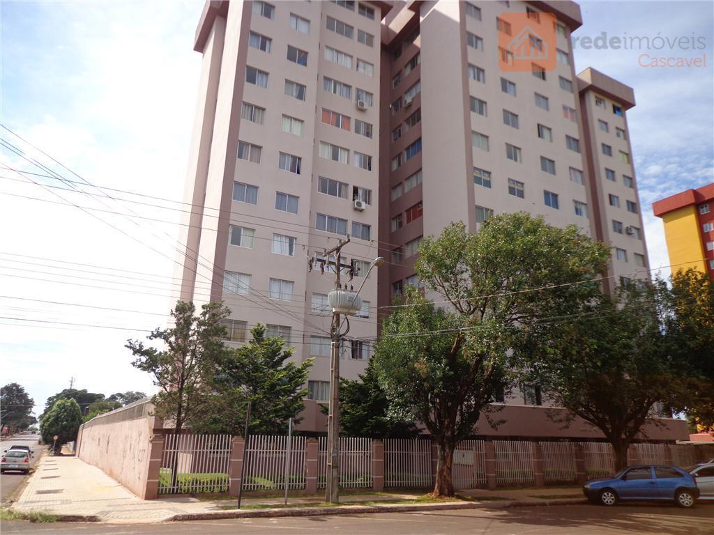 Apartamento residencial à venda, São Cristóvão, Cascavel - AP0235.