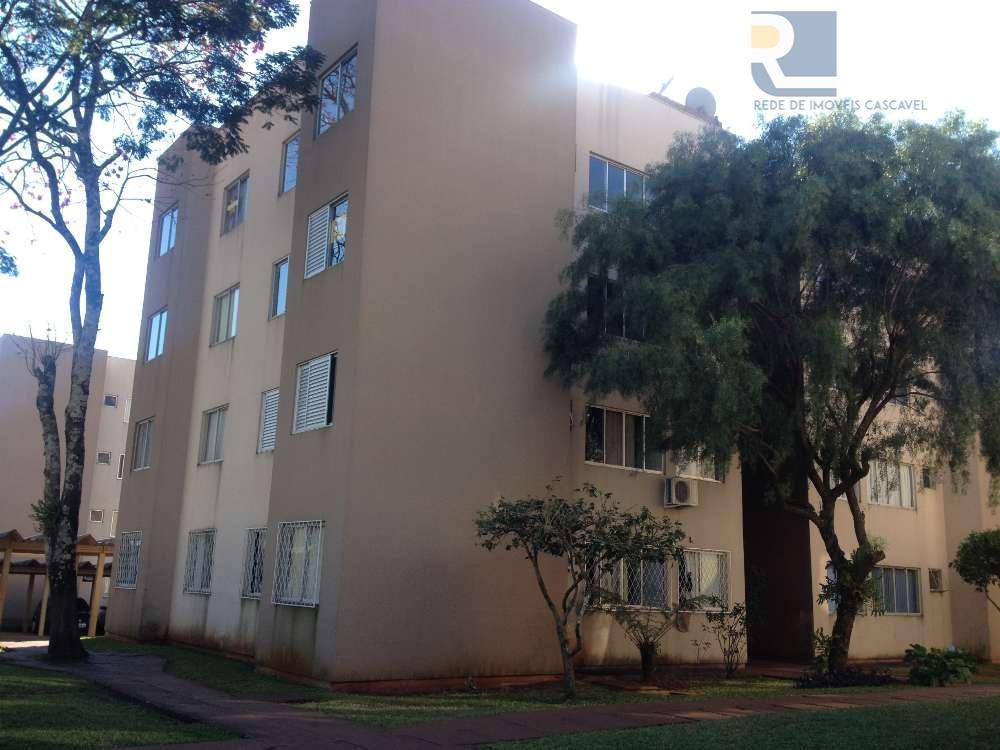 Apartamento residencial para locação, Coqueiral, Cascavel.
