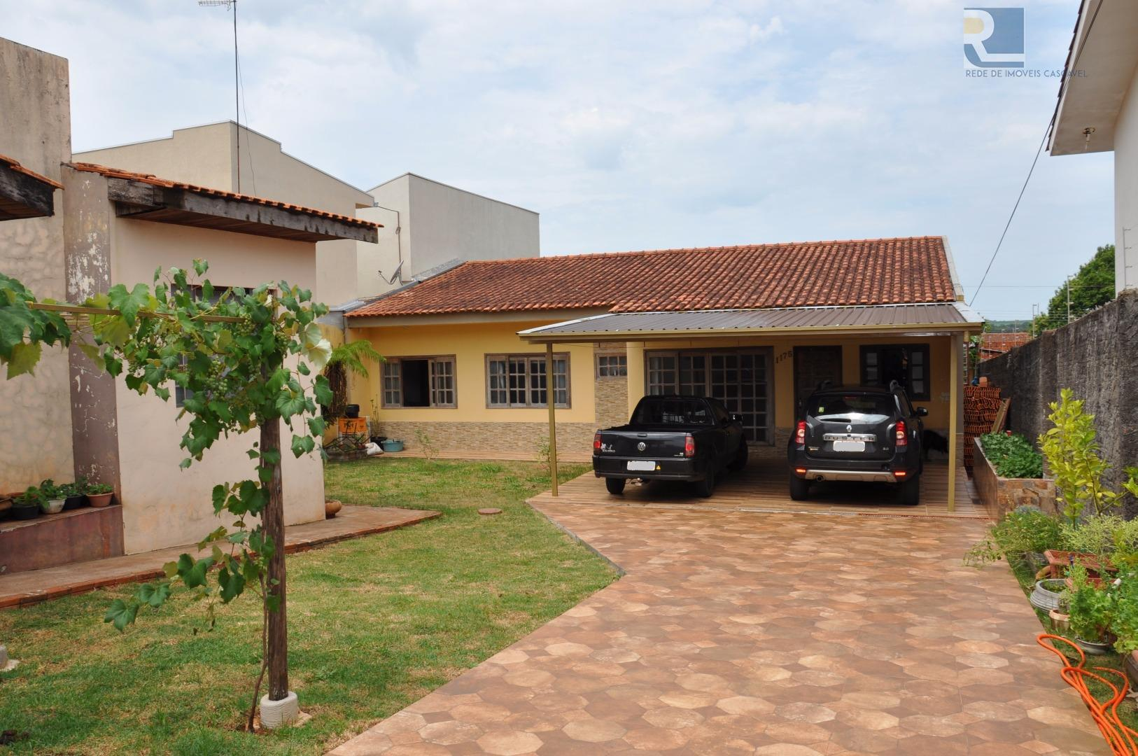 Casa residencial à venda, Universitário, Cascavel.