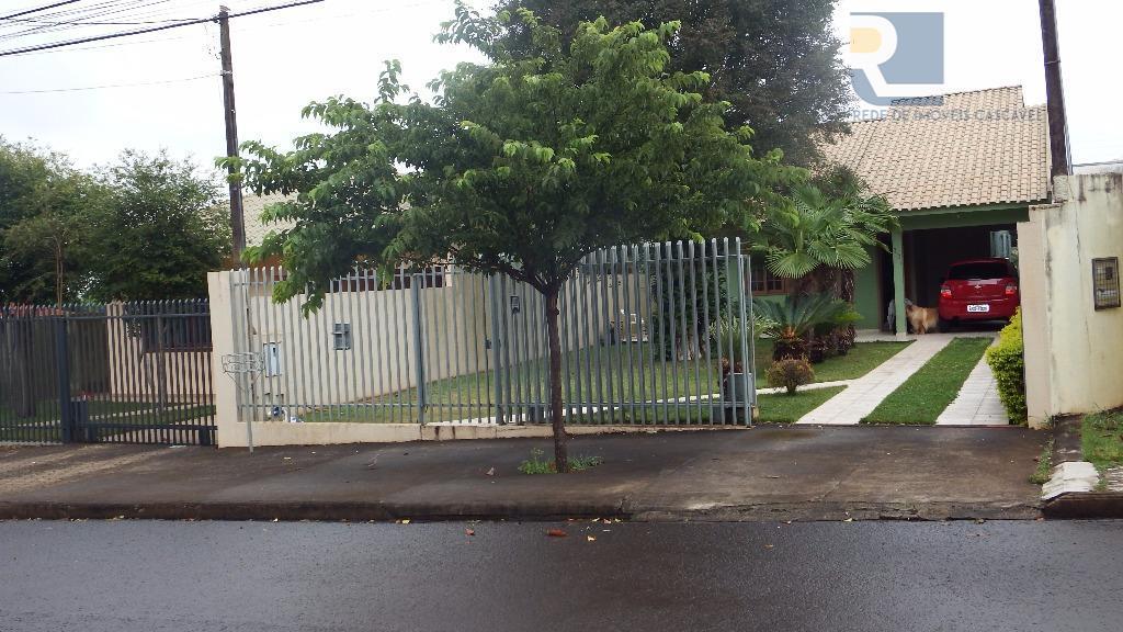 Casa residencial à venda, São Cristóvão, Cascavel.